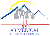 A3 Medical Center Logo